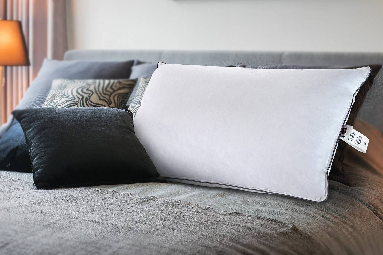 İşbir Yatak - Silver Kaz Tüyü Yastık