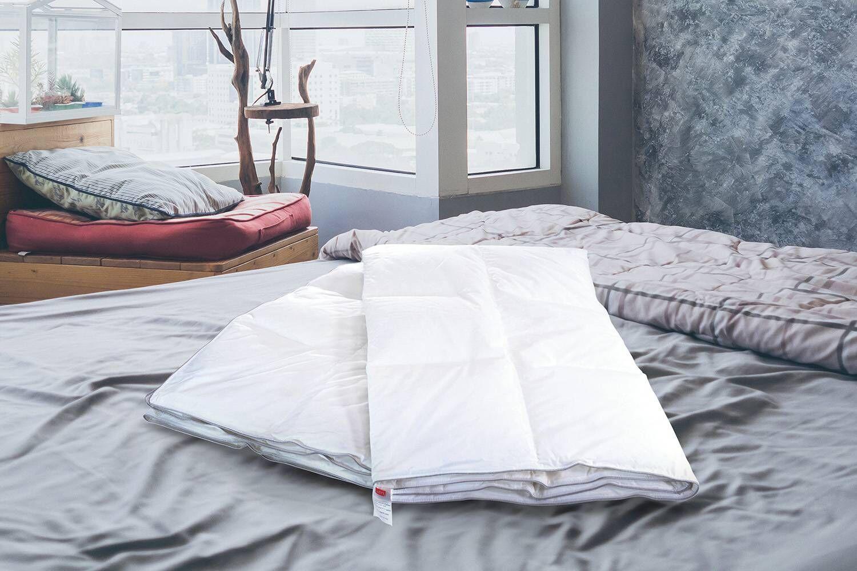 İşbir Yatak - Silver Kaz Tüyü Yorgan